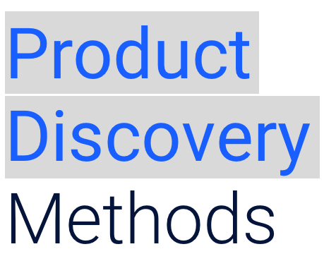 Product Discovery methods-logo