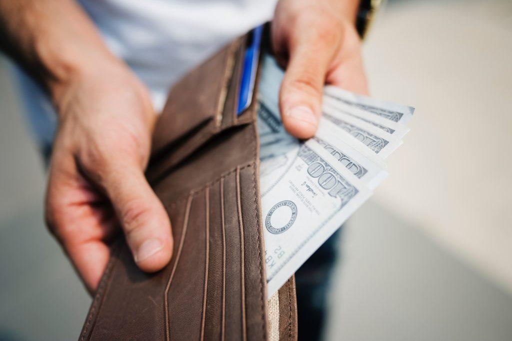 Demand validation - cash